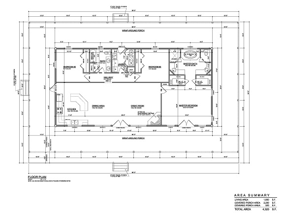 1500 2000 square feet southeastern united states log for 2000 sq ft log home plans